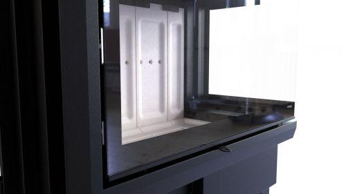 DEFRO HOME - modern fireplace inserts and fireplaces Galeria [strona główna] - 6 z 12