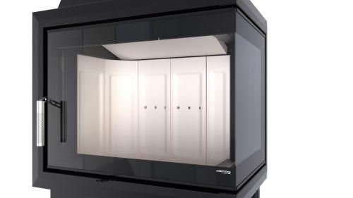 DEFRO HOME - modern fireplace inserts and fireplaces Galeria [strona główna] - 8 z 12