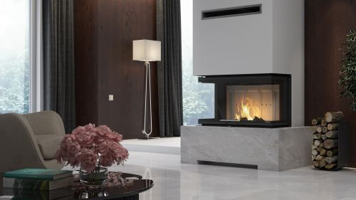 DEFRO HOME - modern fireplace inserts and fireplaces FIREPLACE INSERTS - 4 z 46