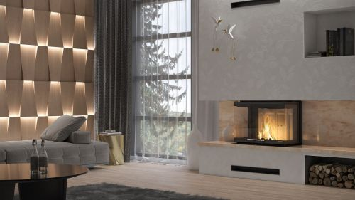 DEFRO HOME - modern fireplace inserts and fireplaces FIREPLACE INSERTS - 5 z 46