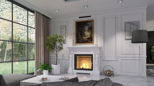 DEFRO HOME - modern fireplace inserts and fireplaces FIREPLACE INSERTS - 6 z 46