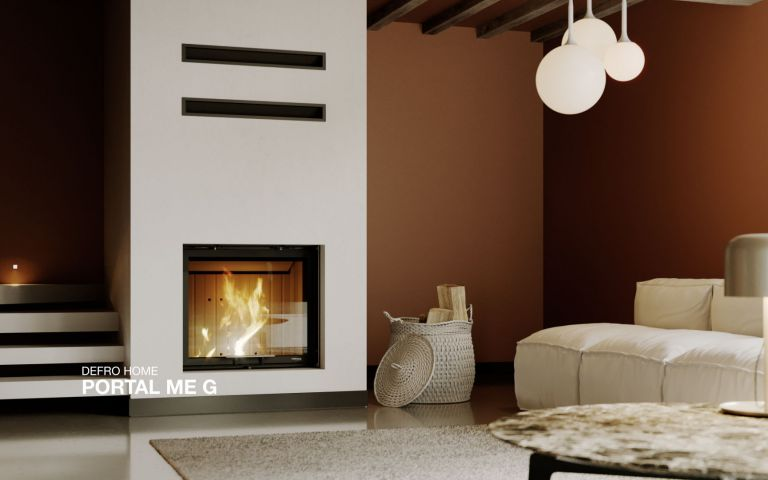 Defro Home Modern Fireplace Inserts And Fireplaces Fireplace Inserts Air Cooled Fireplace Inserts Water Cooled Fireplace Inserts Standalone Fireplaces Pellet Fired Stoves